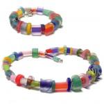 Art Glass Bracelets