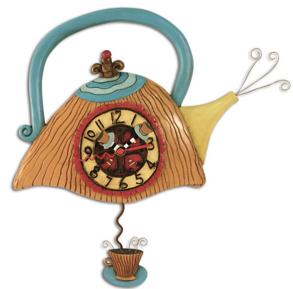 Whimsical Wall Clocks
