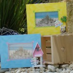 Island Style Picture Frames