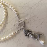 Mermaid Pearl Necklace