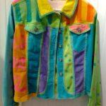 Painted Jacket 1