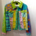Painted Jacket 2