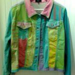 Painted Jacket 4