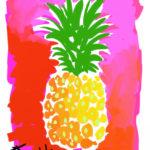 Rum Punch Pineapple