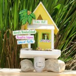 Tiki Hut Nightlight