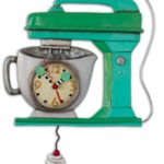 Vintage Mixer-Green