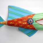 Palm Frond Fish 1