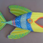 Palm Frond Fish 2